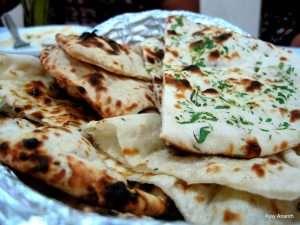 tandoori naad bread