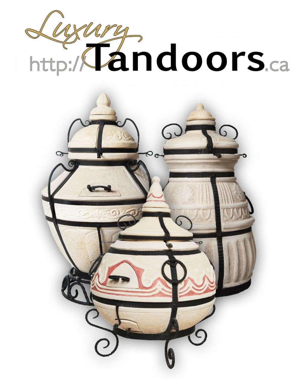 Luxury Tandoors - Luxury Outdoor Home Tandoor BBQ and ...