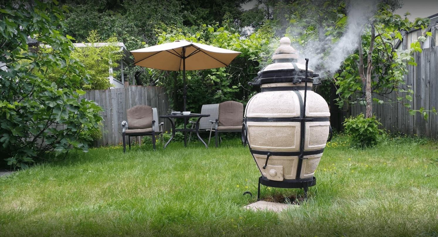Backyard Tandoor tandoor khan - luxury outdoor home tandoor bbq and accessories