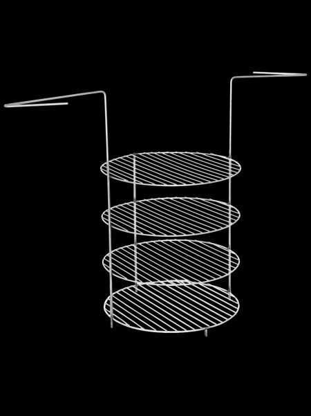 4-tier Medium Rack (for Ataman, Antique and Khan)