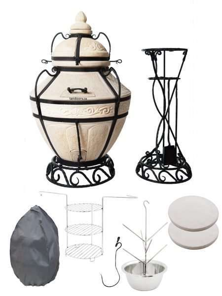 Tandoor Aladdin Premium (Shipping in August 2020)